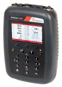 Analyzátor bioplynu Biogas 5000