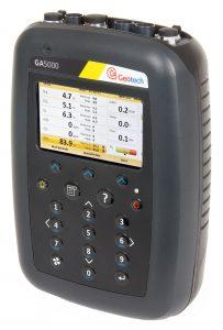 Analyzátor skládkového plynu GA5000